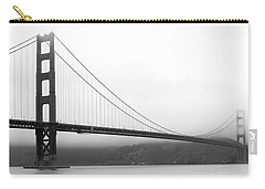 Mist Over Golden Gate Carry-all Pouch