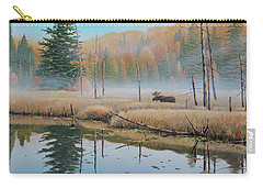 Mists Of Dawn Carry-all Pouch