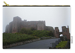 Misty Bamburgh Castle Carry-all Pouch