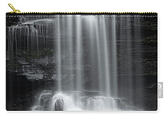 Misty Canyon Waterfall Carry-all Pouch
