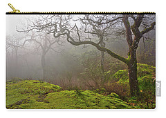 Misty Forest Carry-all Pouch by Keith Boone