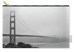 Misty Golden Gate Carry-all Pouch