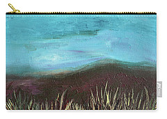 Misty Moors Carry-all Pouch by Donna Blackhall