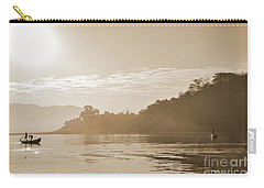 Misty Morning 2 Carry-all Pouch by Kiran Joshi