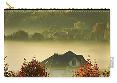 Misty Morning			 Carry-all Pouch by Mariola Bitner