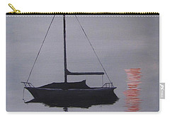 Misty Morning Mooring Carry-all Pouch