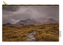 Misty Mountains #g8 Carry-all Pouch