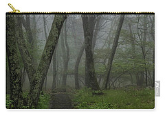 Misty Path Carry-all Pouch