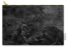 Misty Sea Carry-all Pouch