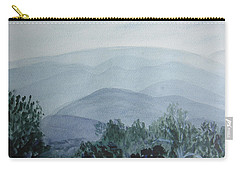 Misty Shenandoah Carry-all Pouch by Donna Walsh