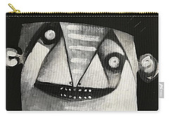 Mmxvii Masks For Despair No 3  Carry-all Pouch