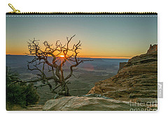 Moab Tree Carry-all Pouch by Kristal Kraft