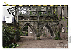 Moat At Inveraray Castle In Argyll Carry-all Pouch
