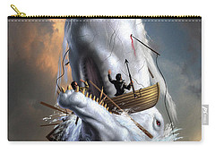 Moby Dick 1 Carry-all Pouch