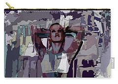 Mocha Musing Carry-all Pouch by Tlynn Brentnall