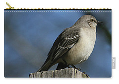 Mocking Bird Carry-all Pouch