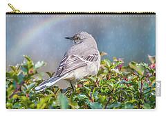 Mockingbird Rainbow Carry-all Pouch