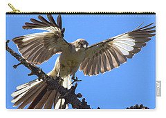 Mockingbird Sees Me I Carry-all Pouch