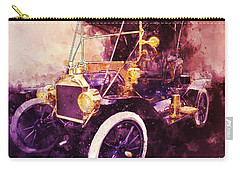 Model-t Commercial Roadster Carry-all Pouch
