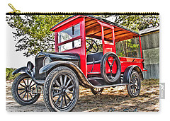 Model T Delivery Carry-all Pouch