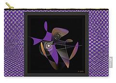 Modern 222 Carry-all Pouch by Iris Gelbart