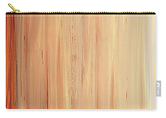 Modern Art - The Power Of One Panel 2 - Sharon Cummings Carry-all Pouch by Sharon Cummings