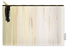 Carry-all Pouch featuring the painting Modern Art - The Power Of One Panel 3 - Sharon Cummings by Sharon Cummings