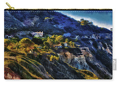 Modern Cliff Dwellers Carry-all Pouch by Joseph Hollingsworth