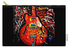 Modern Vintage Guitar Carry-all Pouch