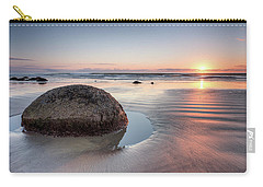 Moeraki Revisited Carry-all Pouch by Brad Grove
