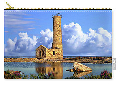 Mohawk Island Lighthouse Carry-all Pouch
