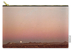 Mojave Sunset Carry-all Pouch