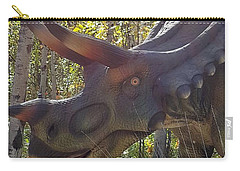 Mojoceratops Carry-all Pouch
