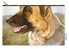 Mollie Carry-all Pouch by Marilyn Jacobson