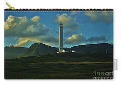 Molokai Lighthouse Carry-all Pouch by Craig Wood