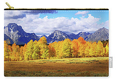 Carry-all Pouch featuring the photograph Moment by Chad Dutson