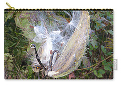 Moment In The Life Of A Milkweed Carry-all Pouch