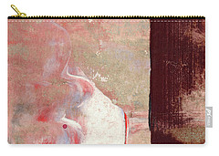 Moment Of Glory - Large Triptych - Panel 2 Of 3 Carry-all Pouch