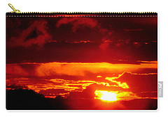 Moment Of Majesty Carry-all Pouch by Bruce Patrick Smith