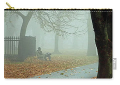 Moments Alone Carry-all Pouch