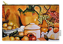 Mom's Kitchen Carry-all Pouch