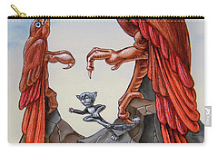 Mona Lisa. Air. Carry-all Pouch