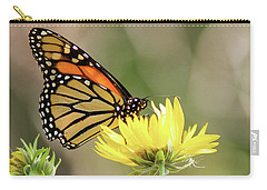 Monarch Butterfly 071416 Carry-all Pouch