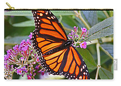Monarch Butterfly 2 Carry-all Pouch