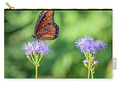 Monarch Butterfly 7476-101017-2cr Carry-all Pouch