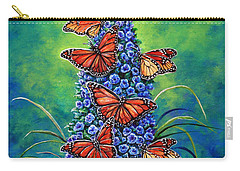Monarch Waystation Carry-all Pouch