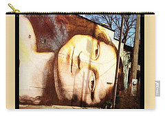 Mona's Facial Expression Carry-all Pouch