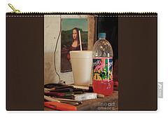 Carry-all Pouch featuring the photograph Monas Sodas by Joe Jake Pratt