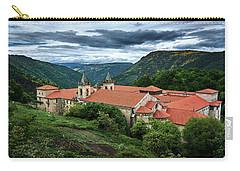 Monastery Of Santo Estevo De Ribas Del Sil Carry-all Pouch