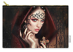 Monastery Secrets Carry-all Pouch